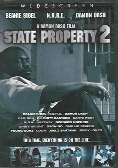 STATE PROPERTY 2 BY SIGEL,BEANIE (DVD)