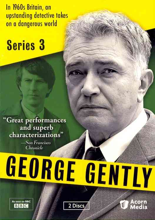 GEORGE GENTLY SERIES 3 BY GEORGE GENTLY (DVD)