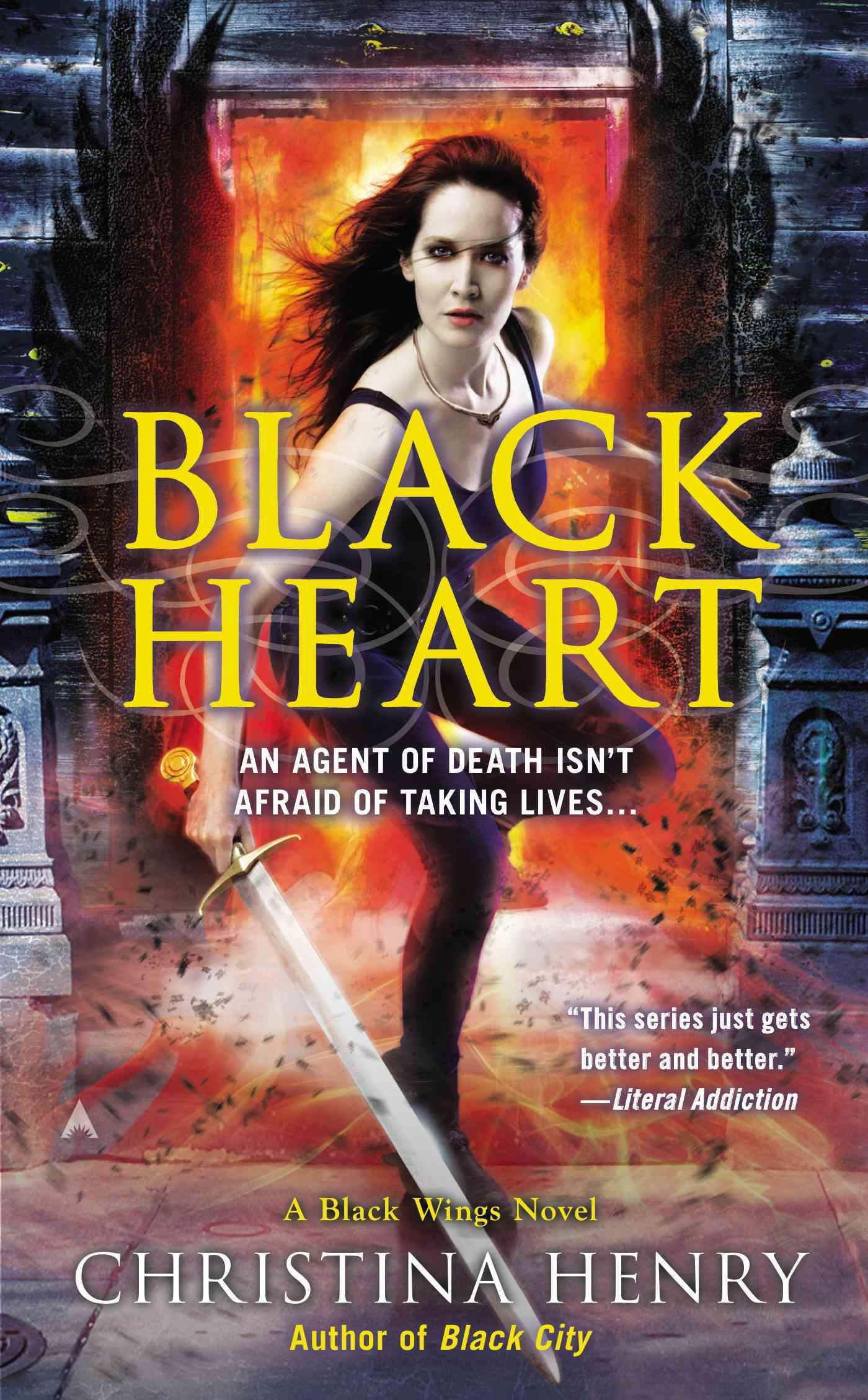 Black Heart By Henry, Christina