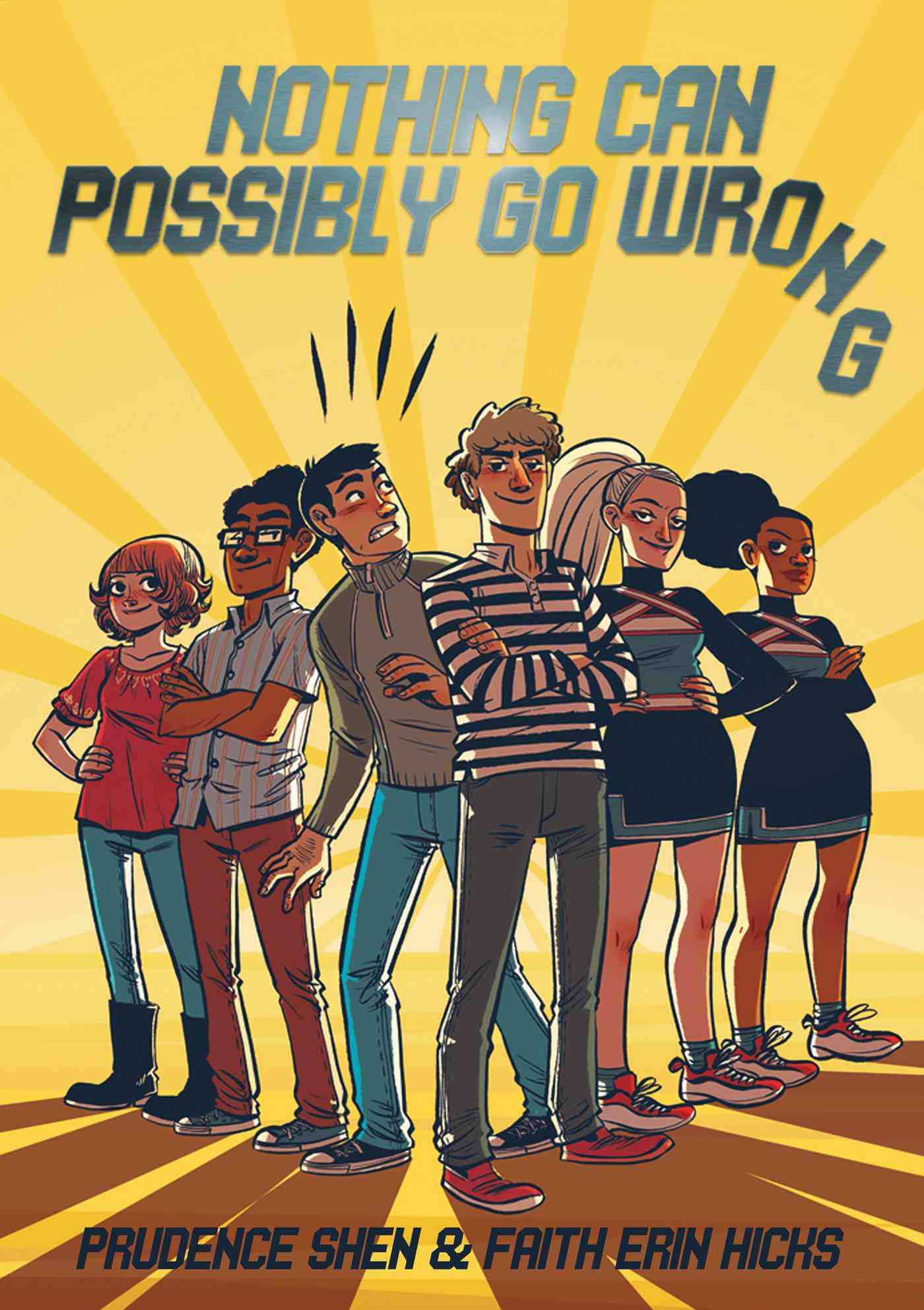 Nothing Can Possibly Go Wrong By Shen, Prudence/ Hicks, Faith Erin (ILT)